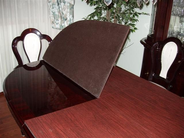 PTPads Custom Table Pads And Desk Mats Table Pads Desk Pads And - Brown table pad