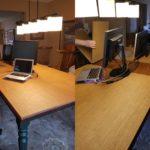 Long desk pads