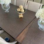 Long table protective pad