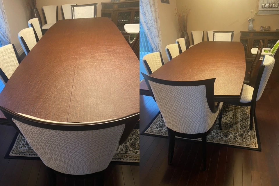 2 Table Custom Pads